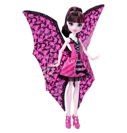 "LĖLĖ ""MONSTER HIGH"" (DRAKULAURA ŠIKŠNOSPARNĖ; DNX65) (MONSTER HIGH.)"