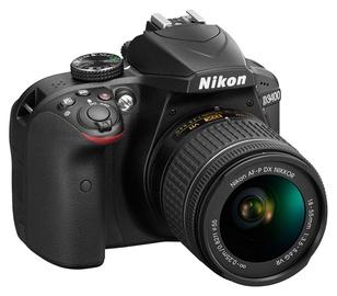 Fotoaparatas Nikon D3400 BK 18-55VR Kit