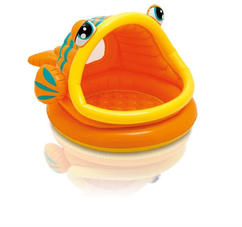 Baseins piepūšams Intex 57109NP Lazy Fish