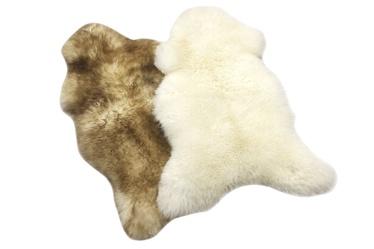 Lambanahk Shetland Maxi, valge
