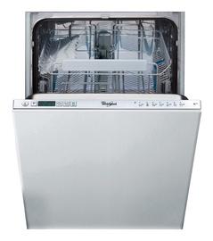 Iebūvējamā trauku mazgājamā mašīna Whirlpool ADG402