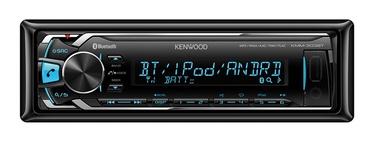 Automobilinė magnetola Kenwood KMM-303BT