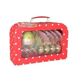 Mängunõud komplekt Tea set kohver