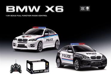 Radijo bangomis valdoma mašina BMW 866-2404p