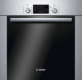 Iebūvējamā cepeškrāsns Bosch HBA63R250S 59l, 3580W