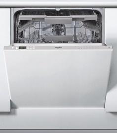 Iebūvējamā trauku mazgājamā mašīna Whirlpool WIC3C26