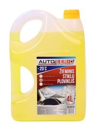 Līdzeklis auto stiklu mazgāšanai Autoserio, 4l, ziemas