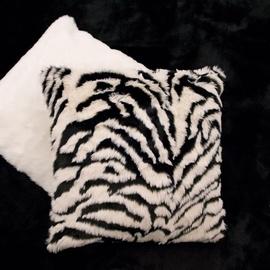 Dekoratyvinė pagalvėlė Zebraskin, 45x45 cm