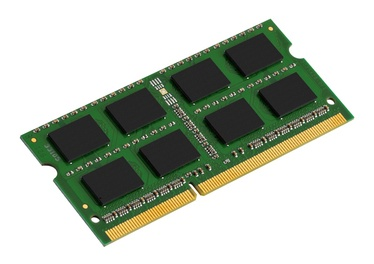 Nešiojamo kompiuterio atmintis RAM Kingston DDR3 1600MHz, 4GB