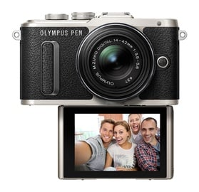 Fotoaparatas Olympus E-PL8 + EZ-M1442EZ