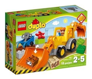 Konstruktorius LEGO Duplo, Ekskavatorius-krautuvas 10811