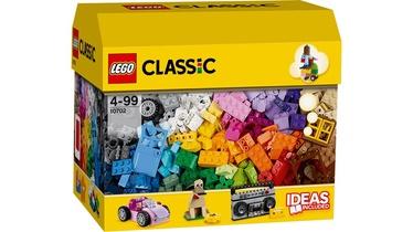 "KONSTRUKTORIUS ""LEGO CLASSIC 10702 CREATIVE BUILDING SET"""