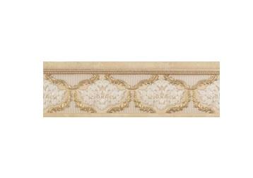 Keraamiline bordüür Mito Bone, 8x25 cm