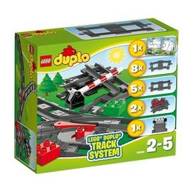 Konstruktorius LEGO Duplo, Traukinio priedų rinkinys 10506