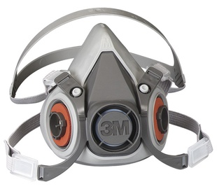 Respiraator 3M, 6000, medium
