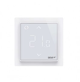Termostaat Devireg Smart Wifi, 16A, valge