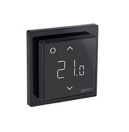 Termostaat Devireg Smart Wifi, 16A, must
