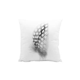 Dekoratyvinė pagalvėlė Plunksna, 40x40 cm