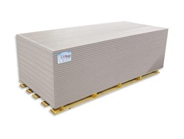 Kipsplaat Norgips GKB 13 Standard 1,2x2,5m