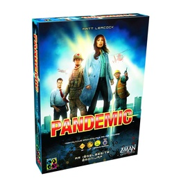"ŽAIDIMAS ""PANDEMIC"" (Brain Games)"