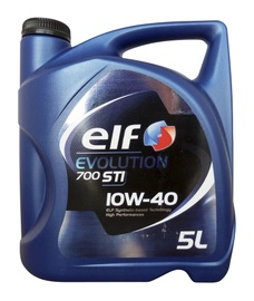 Mootoriõli ELF EVOLUT 700 STI 10W40 5L