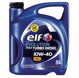 Mootoriõli ELF EVOLUT 700 TD 10W-40 5L