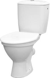 Tualetes pods WC Jika Norma, ar vāku un skalojamo kasti