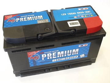 Automašīnas akumulators POWER RED MONBAT PREMIUM 12V, 88AH
