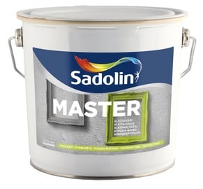 Alküüdvärv Sadolin Master, poolmatt, värvitu (BC) 2,33L