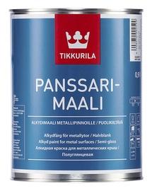 Krāsa metālam Tikkurila Panssarimaali C 0,9L