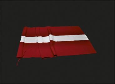 Latvijas Republikas karogs 75x150cm