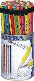 Pliiats kustukummiga Lyra Neon