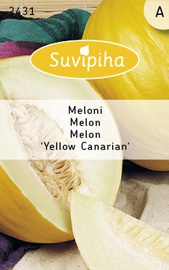 Seemned melon Yellow Canarian