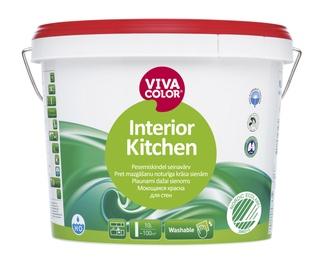 Seinavärv Vivacolor Interior Kitchen, poolmatt, värvitu (C) 9L