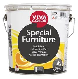 Mööblivärv Vivacolor Special Furniture, värvitu (C) 2,7L