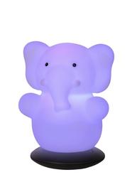 Öölamp Lucide Elephant LED RGB