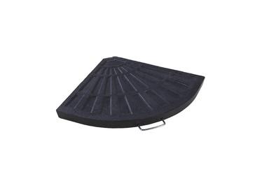 Päikesevarju alus kolmnurkne 63x46x4cm