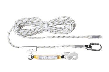 Ankurdusköis, liugur + amortisaator, 15 m