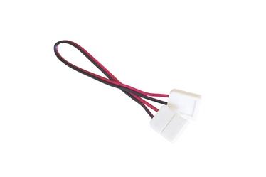 LED riba ühendusjuhe 8 mm, 15 cm