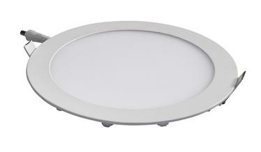 LED paneelvalgusti B-Light ümar valge 12W IP44 3000K