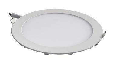 LED paneelvalgusti, B-Light, ümar, valge 18W  3000K