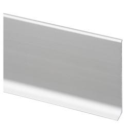 Põrandaliist LP80, alumiinium, 80mm, 2,5m