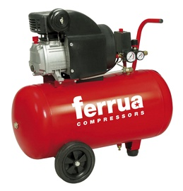 Kompressor Ferrua RC2, 50L, 1,5kW, 8bar