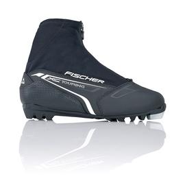 Vyriški lygumų slidinėjimo batai Fischer Touring Black T4, dydis 46