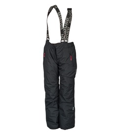 Kelnės slidinėjimui SIMPLY THE BLACK for Women L (BRUGI)