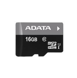 Atminties kortelė A-DATA microSDHC CL10, 16GB