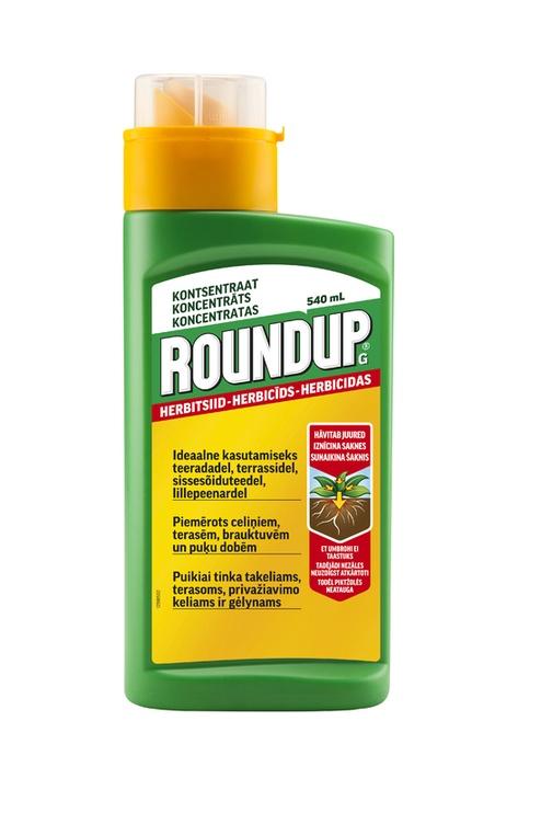 Herbicīds Roundup, Baltic Agro 540ml