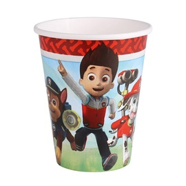 Gimtadienio puodeliai Paw patrol 6 vnt