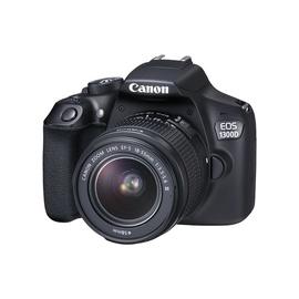 Fotoaparatas Canon EOS 1300D + 18-55DCIII 8 GB SD