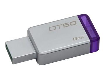 USB atmintinė Kingston Data Traveler 50 USB 3.0, 8GB